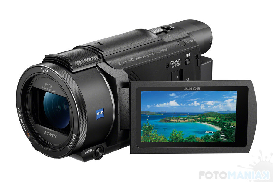 Sony Handycam FDR-AX53 / fot. producenta