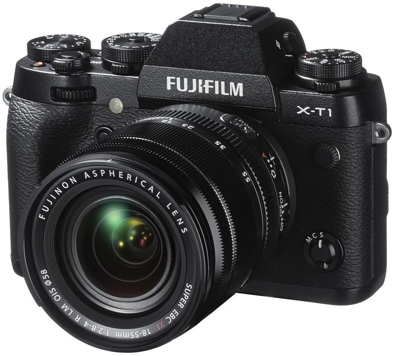 Fujifilm X-T1 / fot. producenta