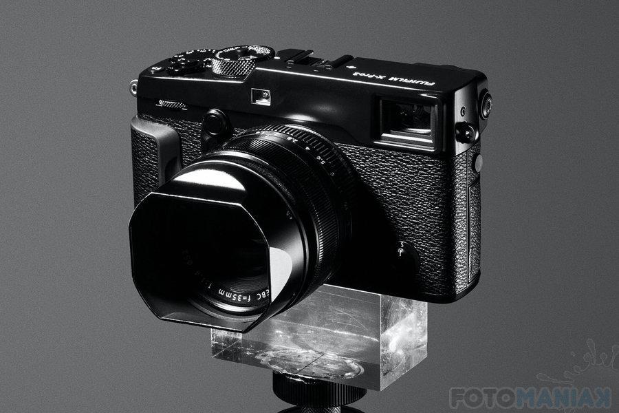 Fujifilm X-Pro2 / fot. producenta