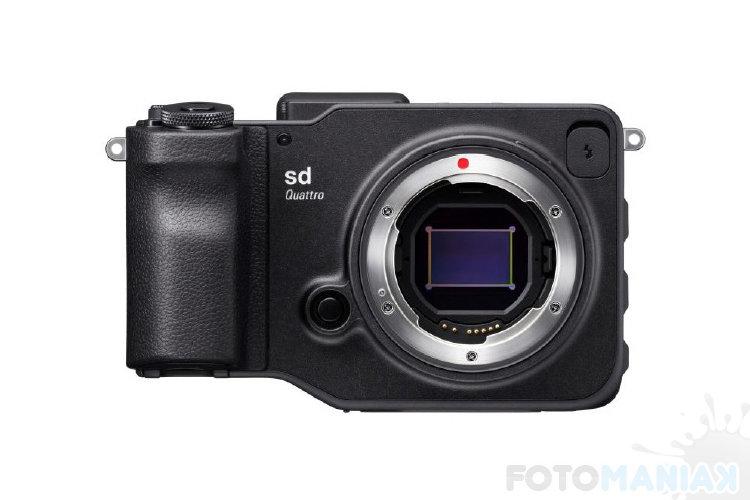 Sigma sd Quattro / fot. producenta
