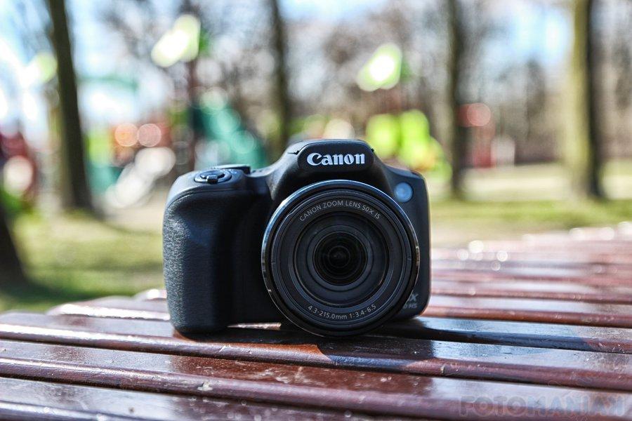 Canon PowerShot SX540 HS/fot. fotoManiaK.pl