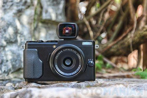 Fujifilm X70/fot. fotoManiaK.pl