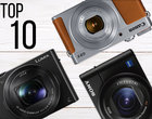 Najlepsze aparaty kompaktowe. TOP-10 (2017)