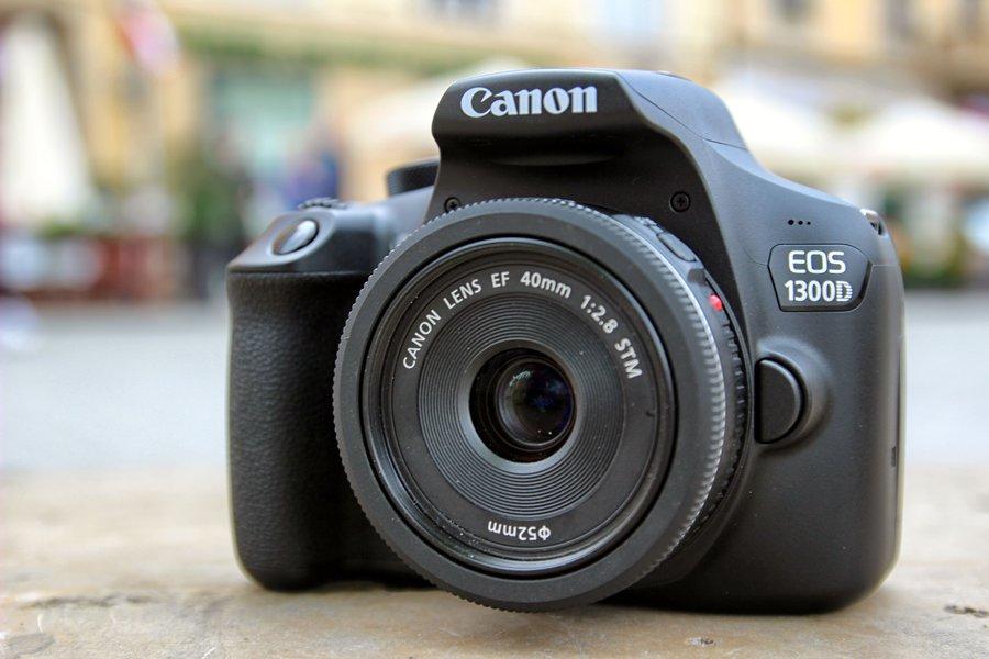 Canon 1300D/fot. fotoManiaK.pl