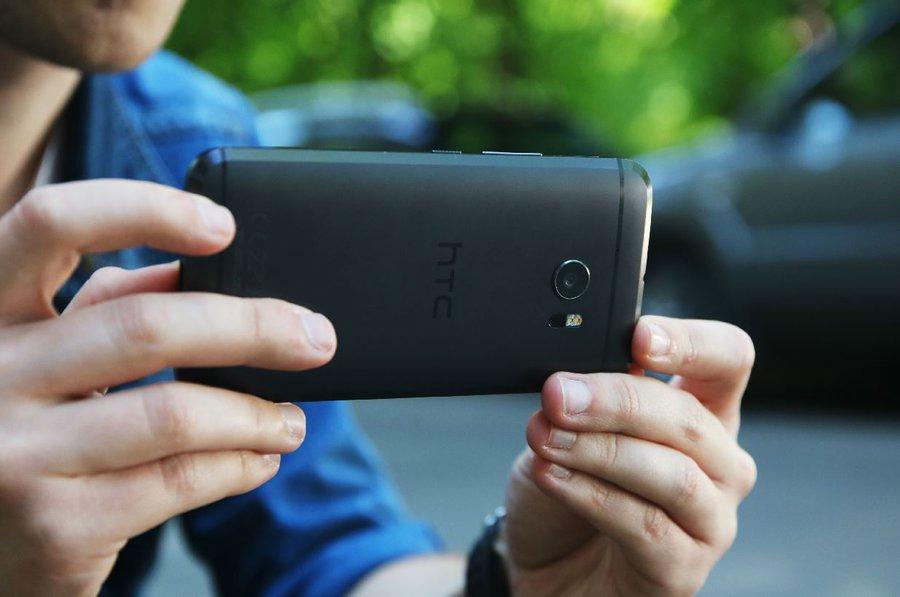 HTC 10 / fot. fotoManiaK.pl