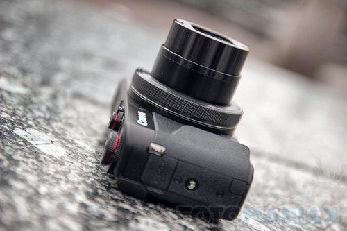 Canon G7X Mark II/fot.fotoManiaK.pl