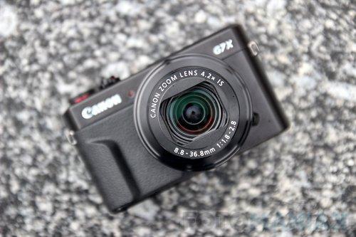 Canon G7X Mark II-kompakt, który kosztuje prawie 3 tys. zł/fot.fotoManiaK.pl