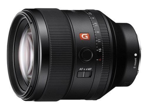 Sony FE 85mm F1.4 GM