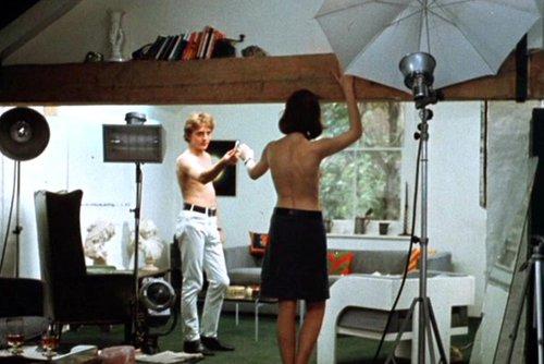"""Fotos z filmu """"Powiększenie""""."""