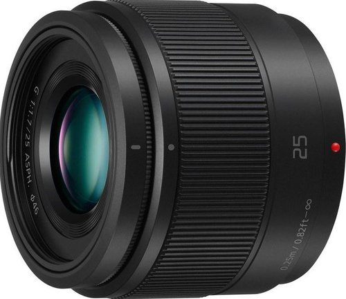 Panasonic H-H025E 25 mm f/1,7 ASPH
