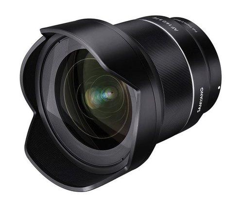 Samyang AF 14 mm f/2.8 FE/fot. producent