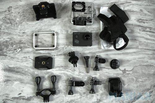 Akcesoria do kamery Forever SC-200/fot. fotoManiaK.pl