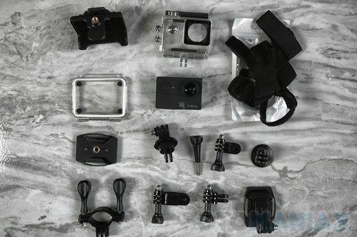 Akcesoria do kamery Forever SC-400/fot. fotoManiaK.pl