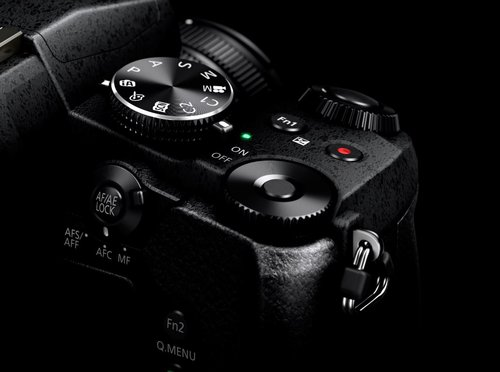 Panasonic Lumix G80/fot. Dominik Patoła