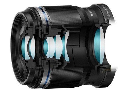 Olympus M.Zuiko Digital ED 30 mm f/3.5 Macro