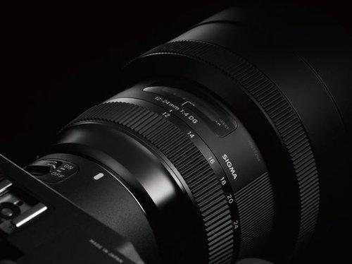 Sigma A 12-24 mm f/4 DG HSM