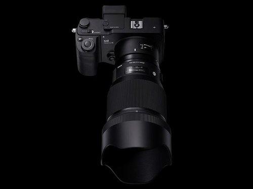 Sigma A 85 mm f/1.4 DG HSM