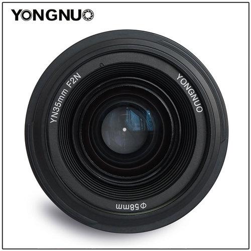 Yongnuo YN 35 mm f/2.0