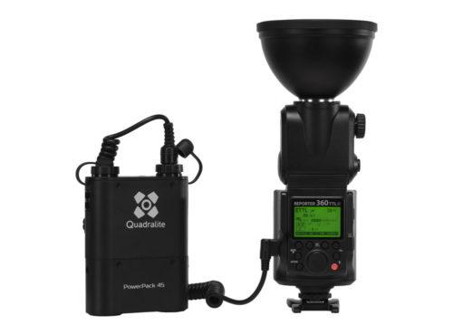 Quadralite Reporter 360 TTL