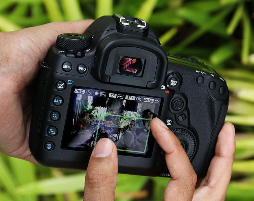 Canon EOS 5D Mark IV / fot. Canon