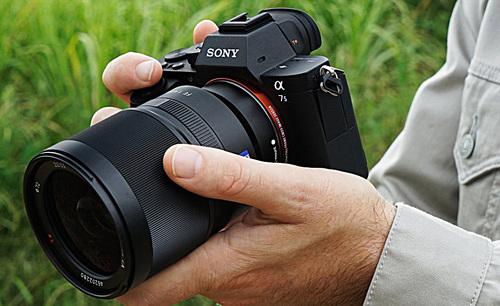 Sony A7S II / fot. Sony