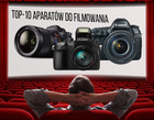 TOP10 Jaki aparat do filmowania wideo