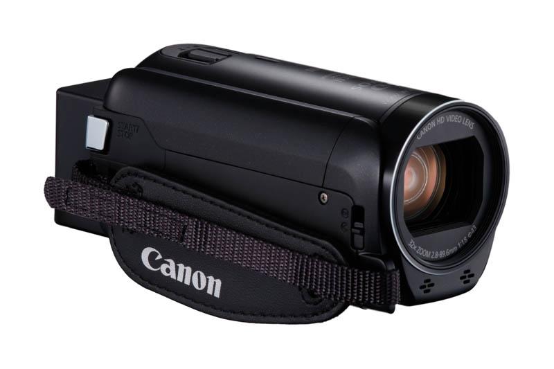 Nowe kamery Canona z serii LEGRIA HF