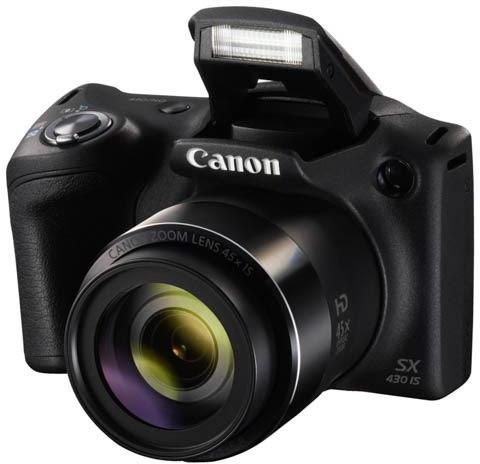 PowerShot SX430 IS / fot. informacje prasowe