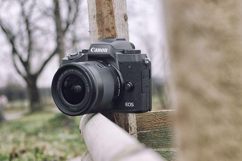 Canon EOS M5/fot. fotoManiaK.pl