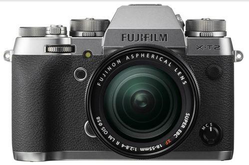 Fujifilm X-T2 Graphite Silve