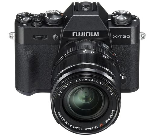 Fujifilm X-T20 / fot. Fujifilm