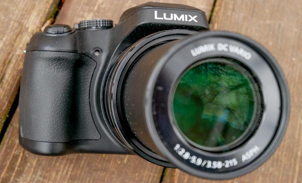 Panasonic Lumix FZ82/fot. fotoManiaK.pl