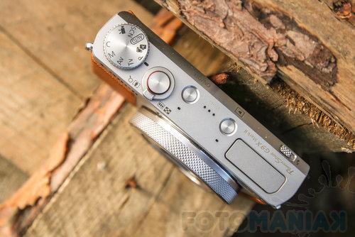 Canon PowerShot G9 X Mark II/fot. fotoManiaK.pl