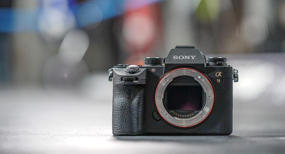 Sony A9 / fot. fotoManiaK.pl