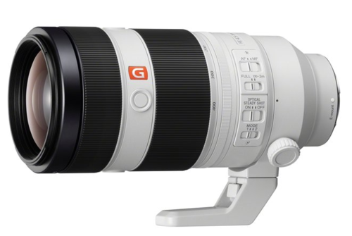 Sony G Master FE 100-400 mm f/4.5-5.6 GM OSS