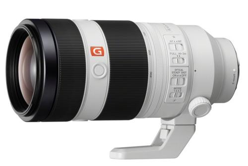 Sony G Master FE 100-400 mm f/4.5-5.6 GM OSS