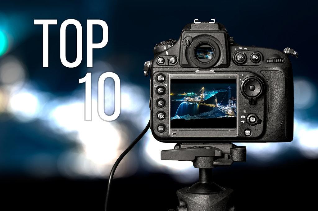 top-10 aparaty vlog