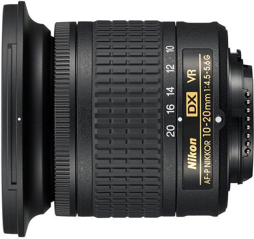 AF-P DX NIKKOR 10–20mm f/4.5-5.6G VR / fot. informacje prasowe