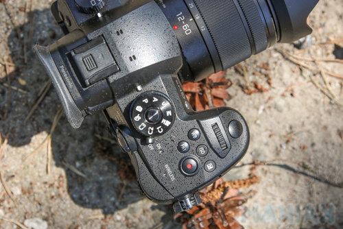 Panasonic GH5/fot. fotoManiaK.pl