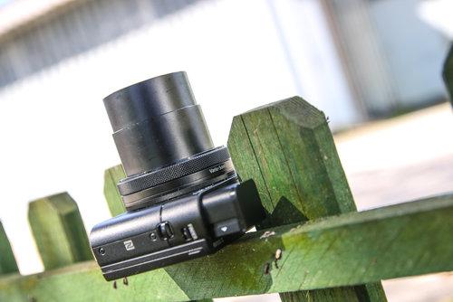 Sony RX100 V/fot. fotoManiaK.pl