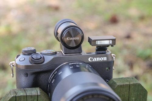 Canon EOS M6/fot. fotoManiaK.pl