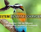 Startuje nowy cashback Nikona już od 15 maja