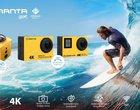 Manta prezentuje 3 modele kamerek sportowych 4K - 360ᵒ