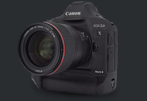 Canon 1DX Mark II / fot. fotoManiaK.pl