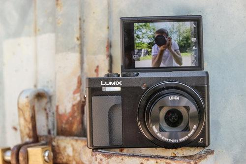 Panasonic Lumix TZ90/fot. fotoManiaK.pl