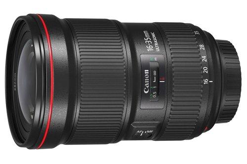 Canon EF 16-35 mm f2,8L III USM / fot. Canon