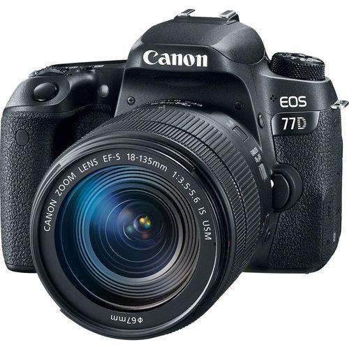 Canon EOS 77D / fot. Canon