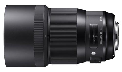 Sigma 135 mm f/1,8 DG HSM | Art. / fot. Sigma