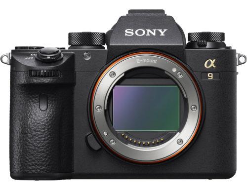Sony A9 / fot. Sony