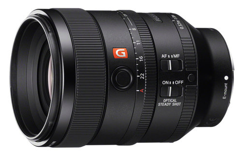 Sony FE 100 mm f2.8 STF GM OSS / fot. Sony
